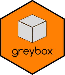 greybox package for R